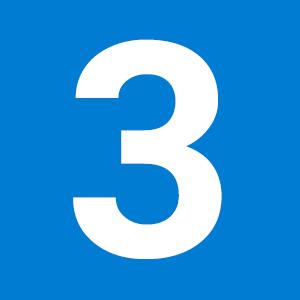 drei Geländerbau